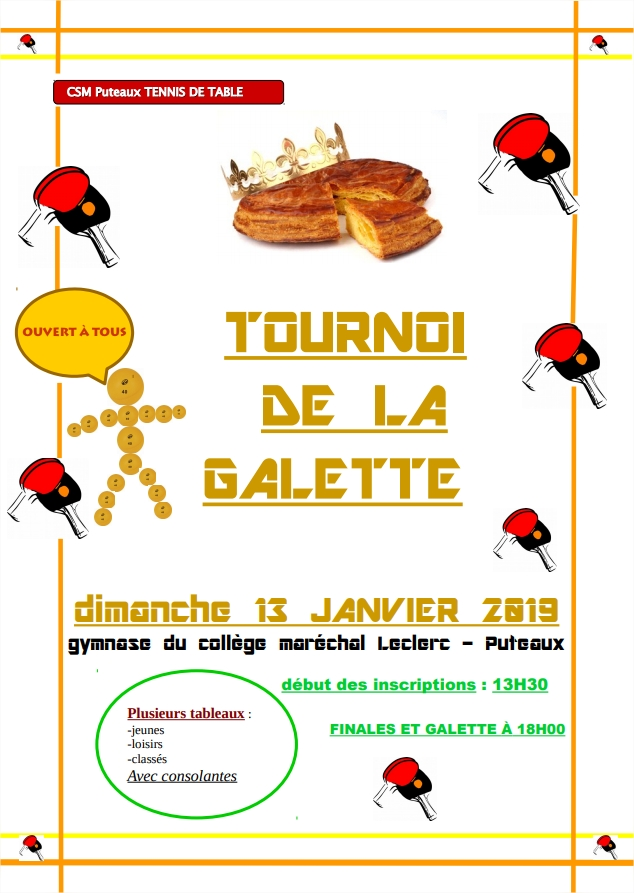 Galette 2019